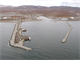 Nome Harbor is dredged annually by the Alaska District. A recent project changed the entrance and expanded the harbor.